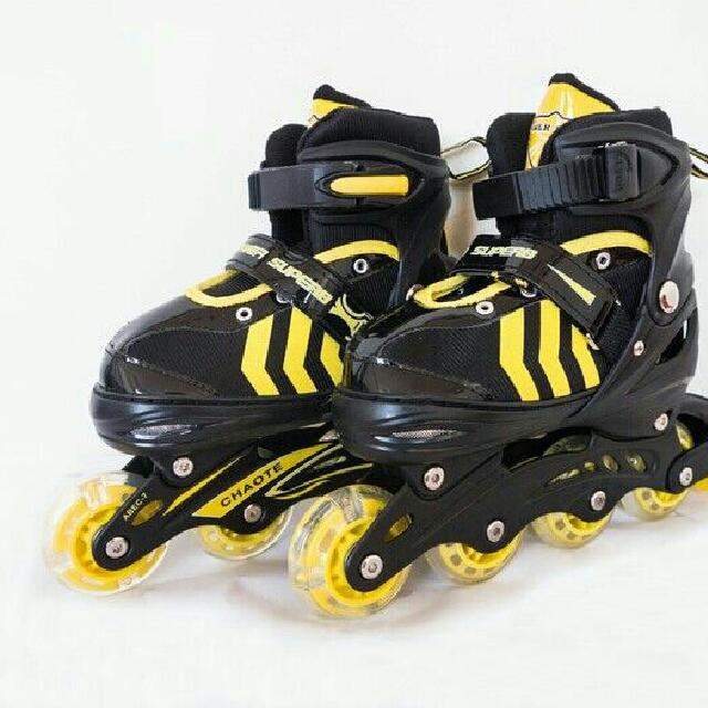 skate inline and bajaj
