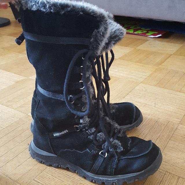 sketchers boot