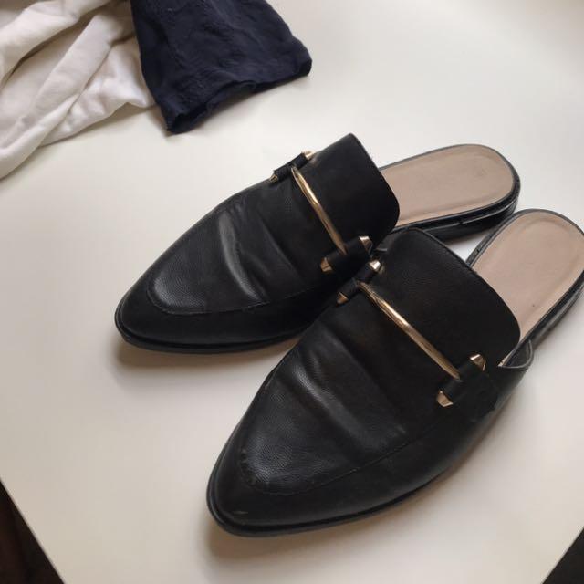 Sportsgirl's loafers