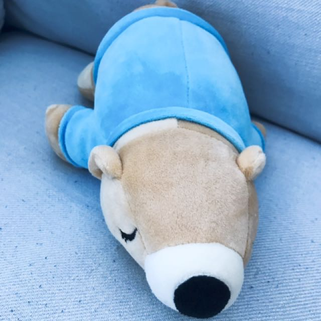 Stackable Bear Plush Toy