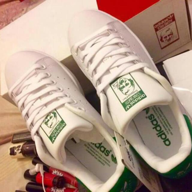 detailed look 1c4c8 abb23 STAN SMITH 👍 Foot Locker Approved, Women's Fashion, Shoes ...