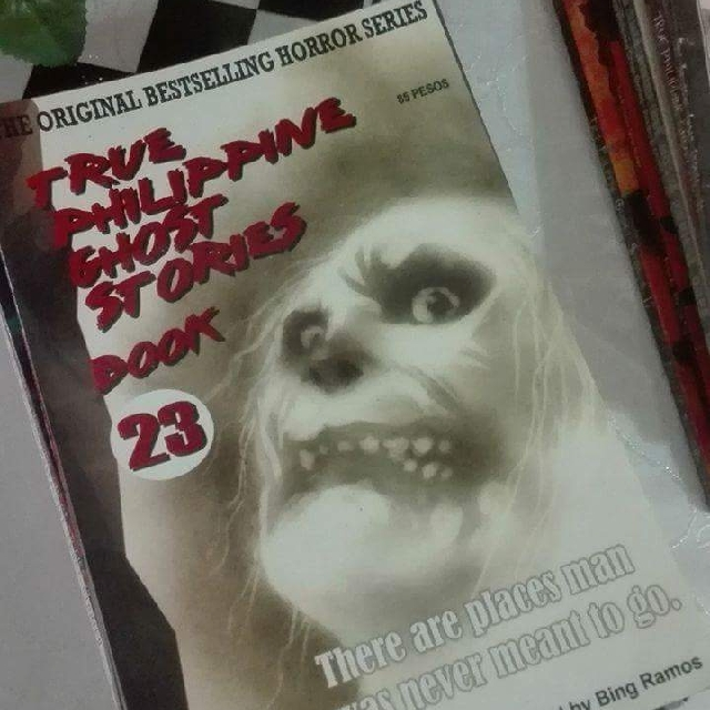 True Philippine Ghost Stories Book 23 on Carousell