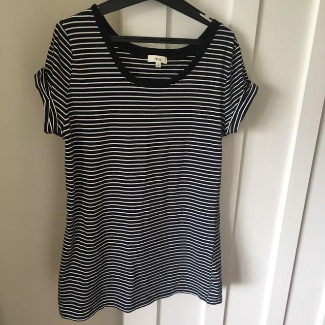 T-Shirt dress - size 10