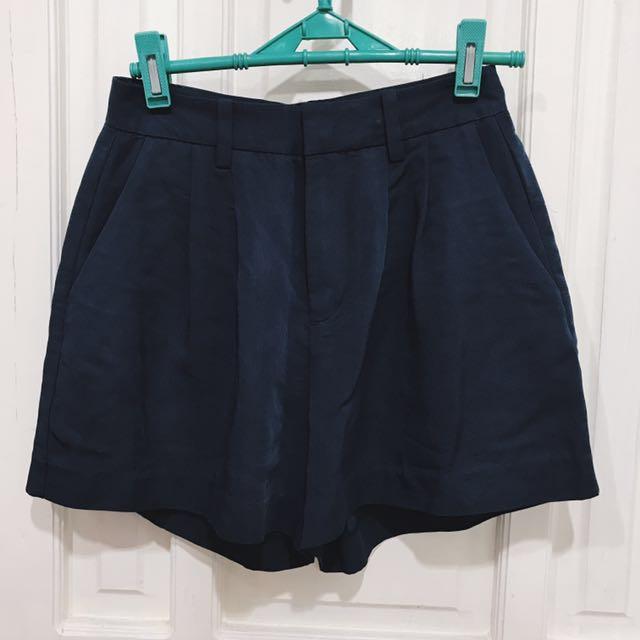 Uni Qlo High Waist Shorts