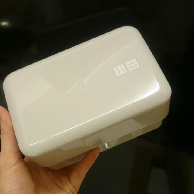Uniqlo限量🌟質感餐盒