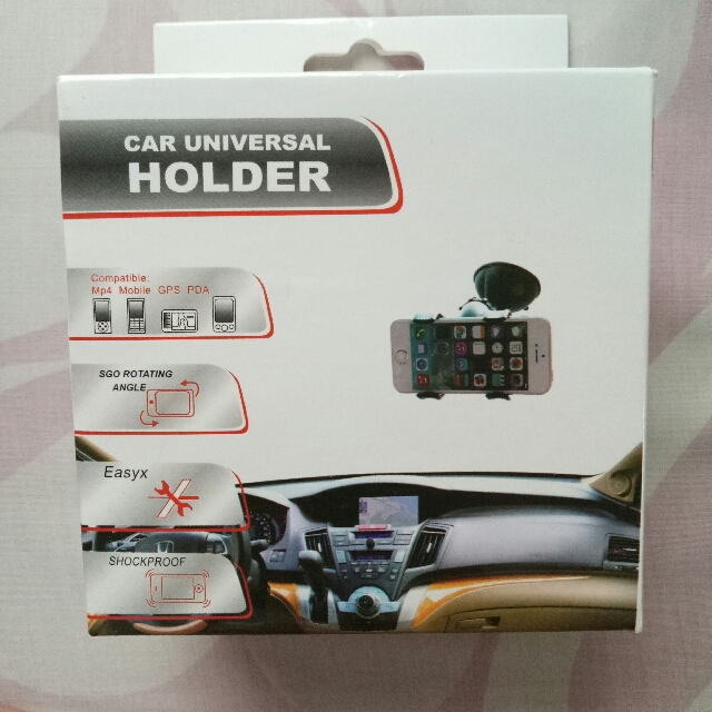 Universal Car Mobile Holder