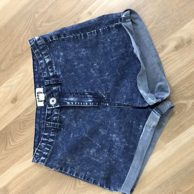 USED (brand) shorts