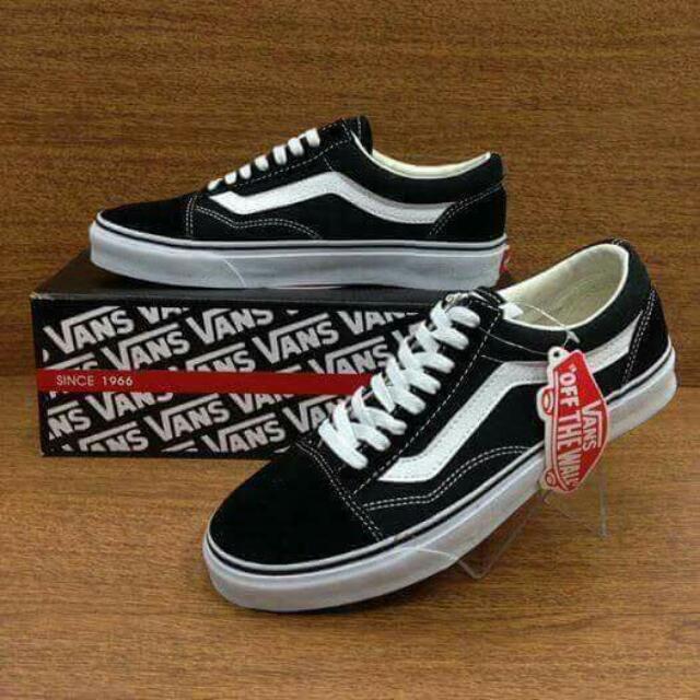 vans blanche foot locker
