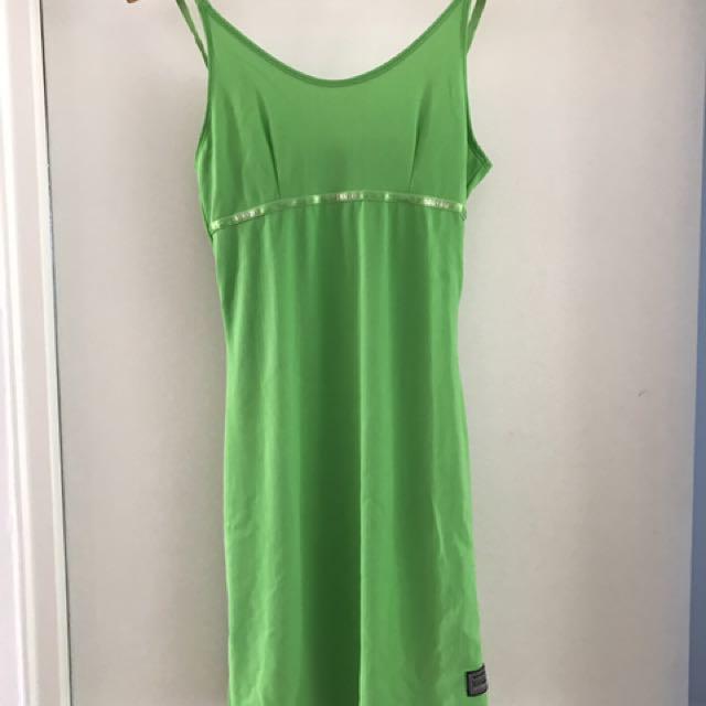Versace beach summer dress