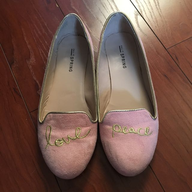 VGUC Call It Spring Flats (Size 6.5)