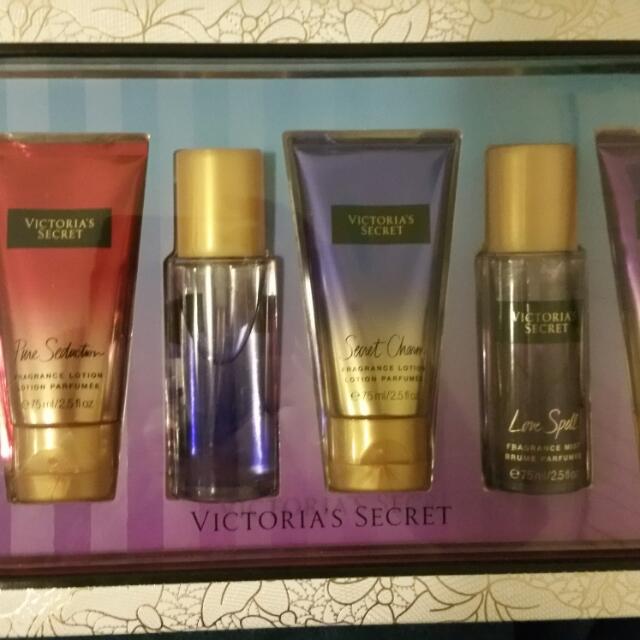 Victoria's Secret Gift Box