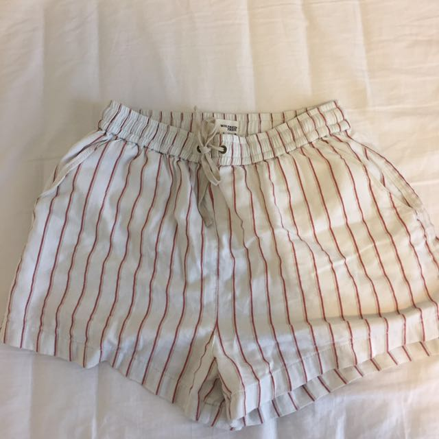 Wilfred Free striped shorts