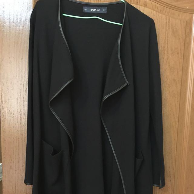 Zara 針織 外套