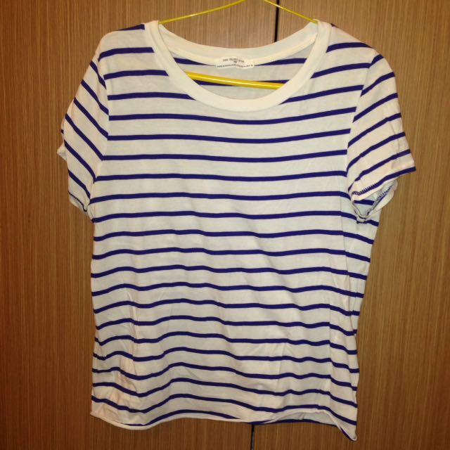 ZARA basic cotton shirt