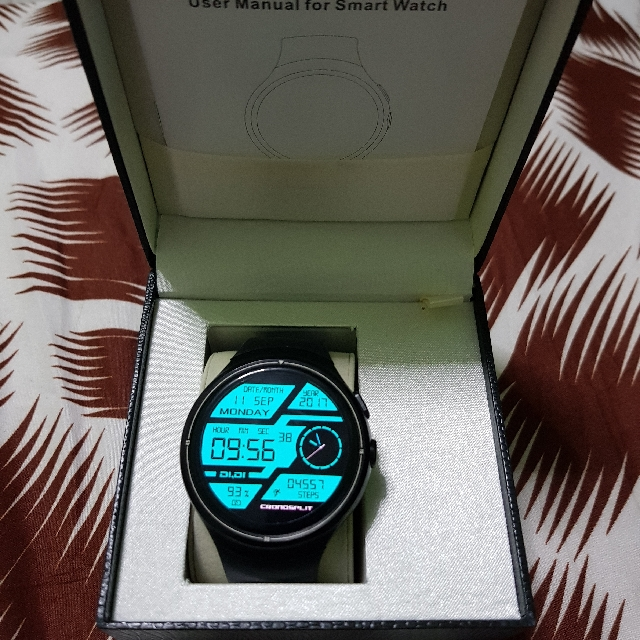 zeblaze thor 3G smartwatch, Luxury, Watches on Carousell