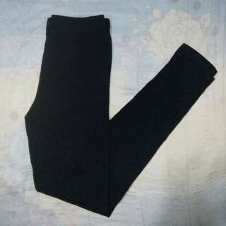 Repriced! Free SF! Forever 21 Black Leggings