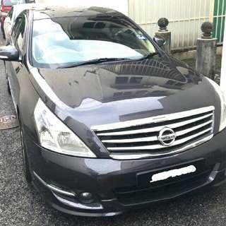 Nissan Teana 2. 0XE (A) Sambung Bayar / Car Continue Loan