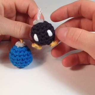 Acrylic Yarn Sale (Make your very own bob-omb from Super Mario! )