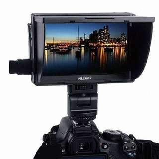 "BN Viltrox 7"" LCD Monitor"