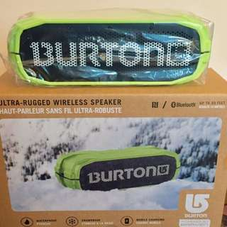 全新 Braven Burton Limited Edition brv-x 藍芽喇叭