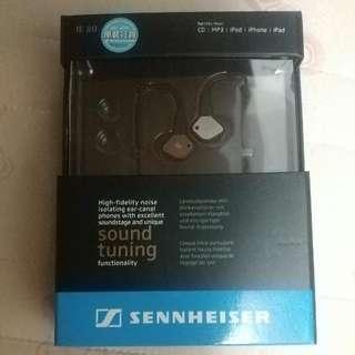 Sennheiser IE80  動圈旗艦級耳機