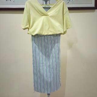 Korean Pencil Skirt