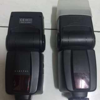 Speedlite YN460 (2pcs)