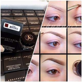 100% AUTHENTIC GUARANTEED Anastasia Beverly Hills ABH Dipbrow Pomade AUBURN