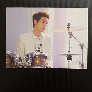 [WTS] CNBLUE CAN'T STOP POSTCARD/STANDEE