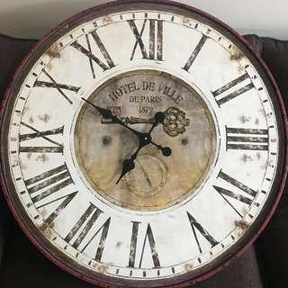 Clock **REDUCED PRICE**