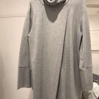 The Fifth - grey dress - size S (price reduced!)
