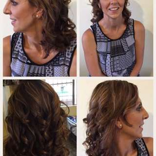 Make-up and Hair by Vanessa