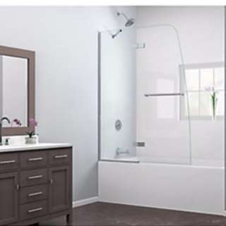 Glass bathtub door - New in box!