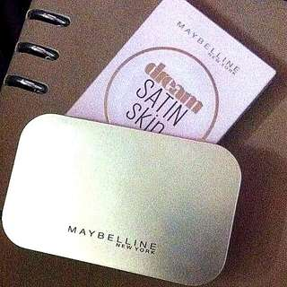 Original Maybelline Dream Satin Skin