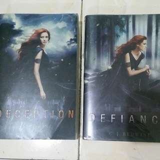 Defiance and Deception by C.J. Redwine