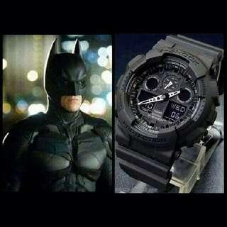 G-SHOCK (BATMAN)