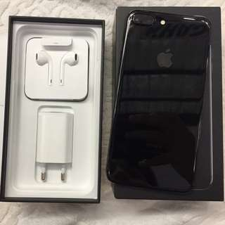 Iphone 7 Plus 128Gb Jet Black FU