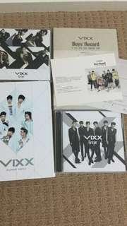 VIXX Albums