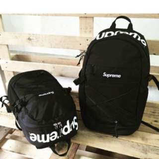 SUPREME BAG AUTHENTIC