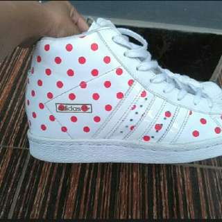 Adidas Original Superstar UP Woman Wedges S81377