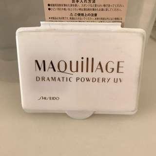 Shiseido Dramatic Powdery UV Maquillage