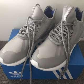 Adidas Grey Tubulars