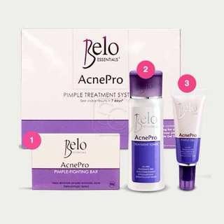 Belo AcnePro Treatment Set