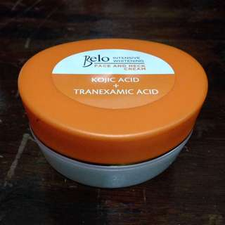 Belo Whitening Face and Neck Cream