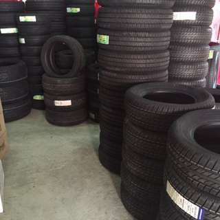 Tires All Sizes Available