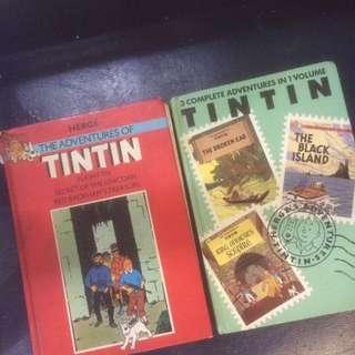 Buku Tin Tin Lama
