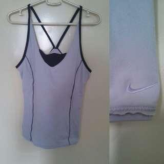 Nike Lavender Top