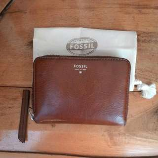 Authentic Wallet Fossil