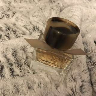 My Burberry parfume barely used