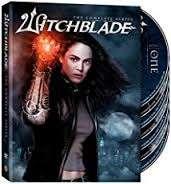 高畫質美劇《Witchblade 魔女之刃 第1-2季》
